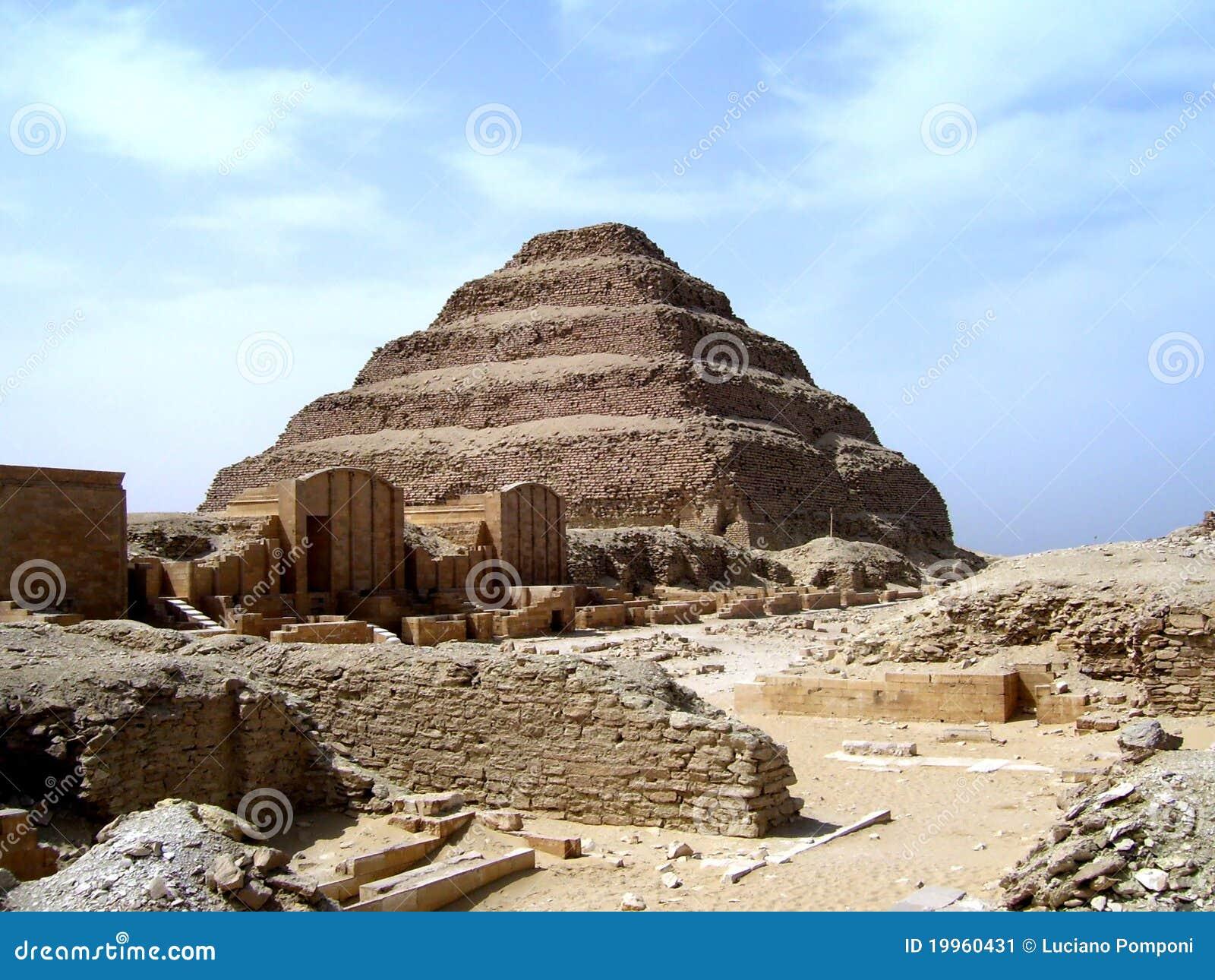 пирамидка s djoser