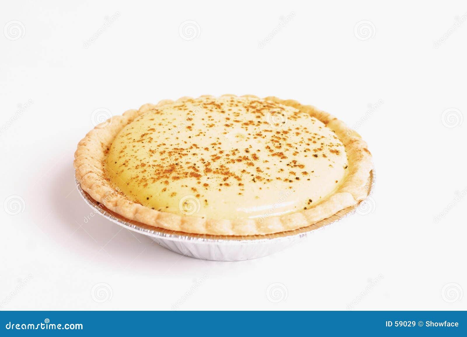 пирог печенья заварного крема