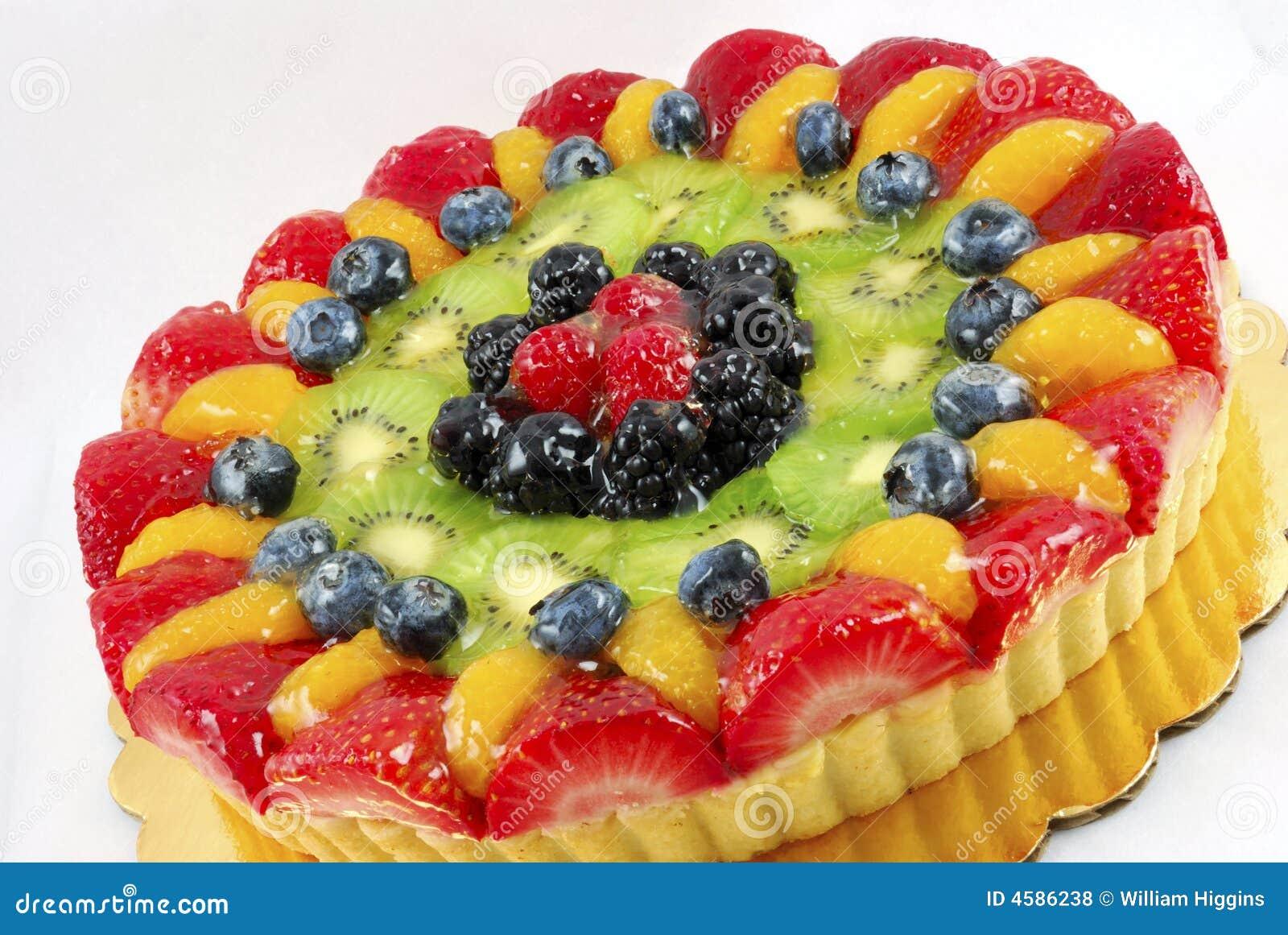 пирог плодоовощ торта