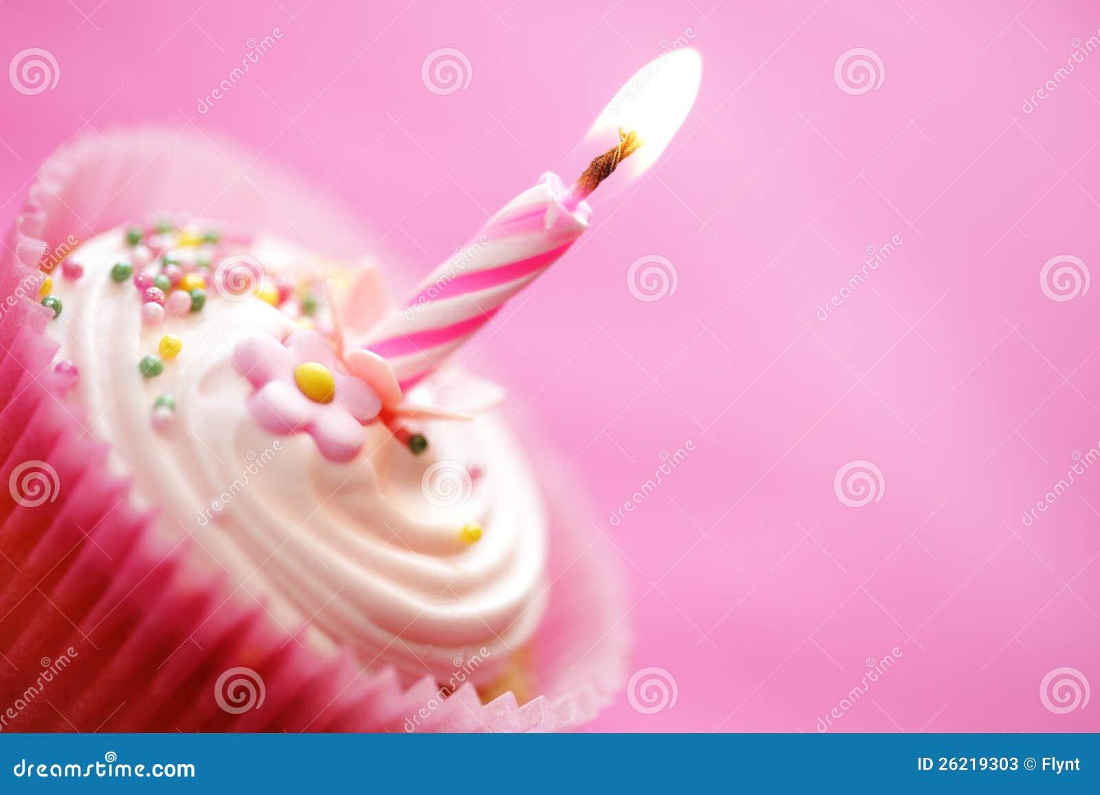 Пирожне дня рождения