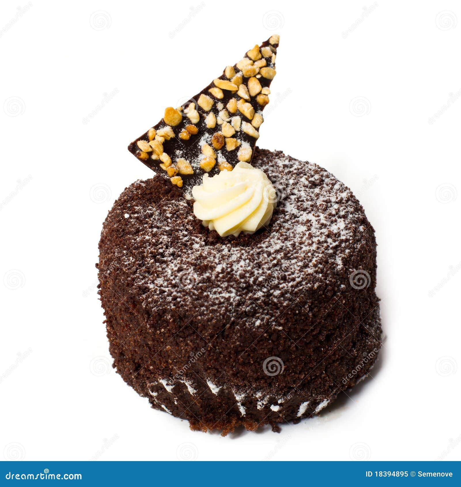 пирожне шоколада cream