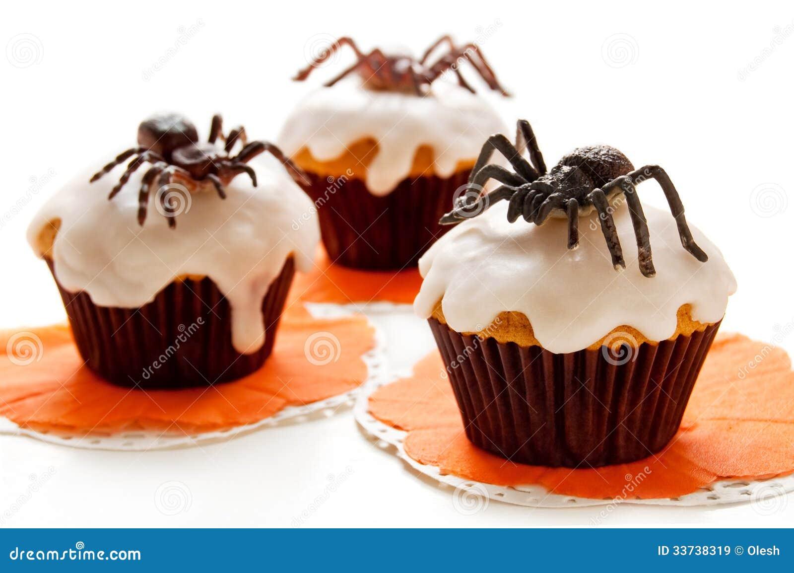 Пирожное хеллоуина