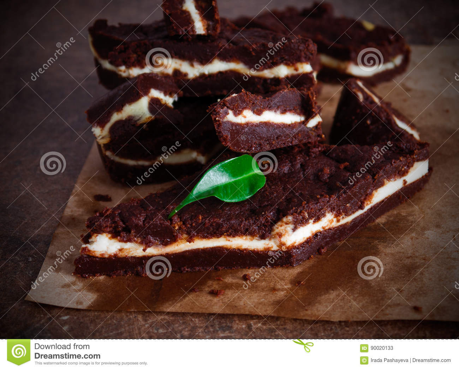 Пирожное шоколада