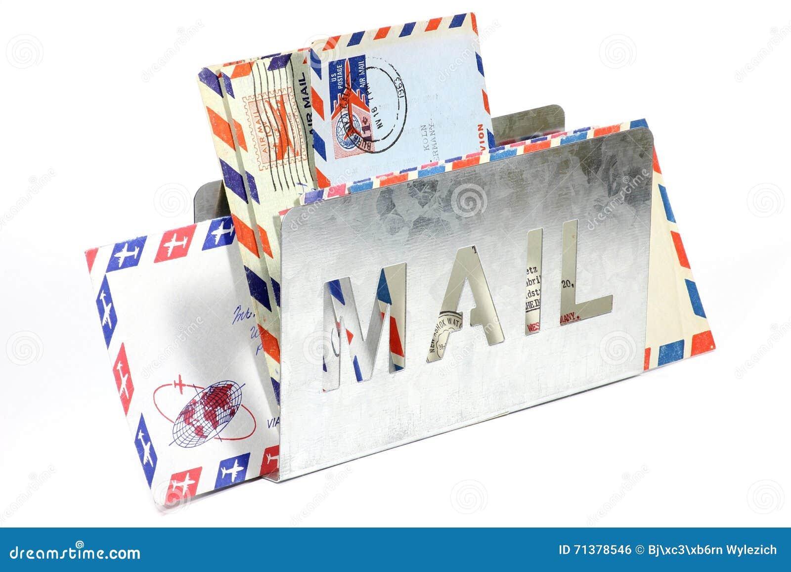 Письма воздушной почты