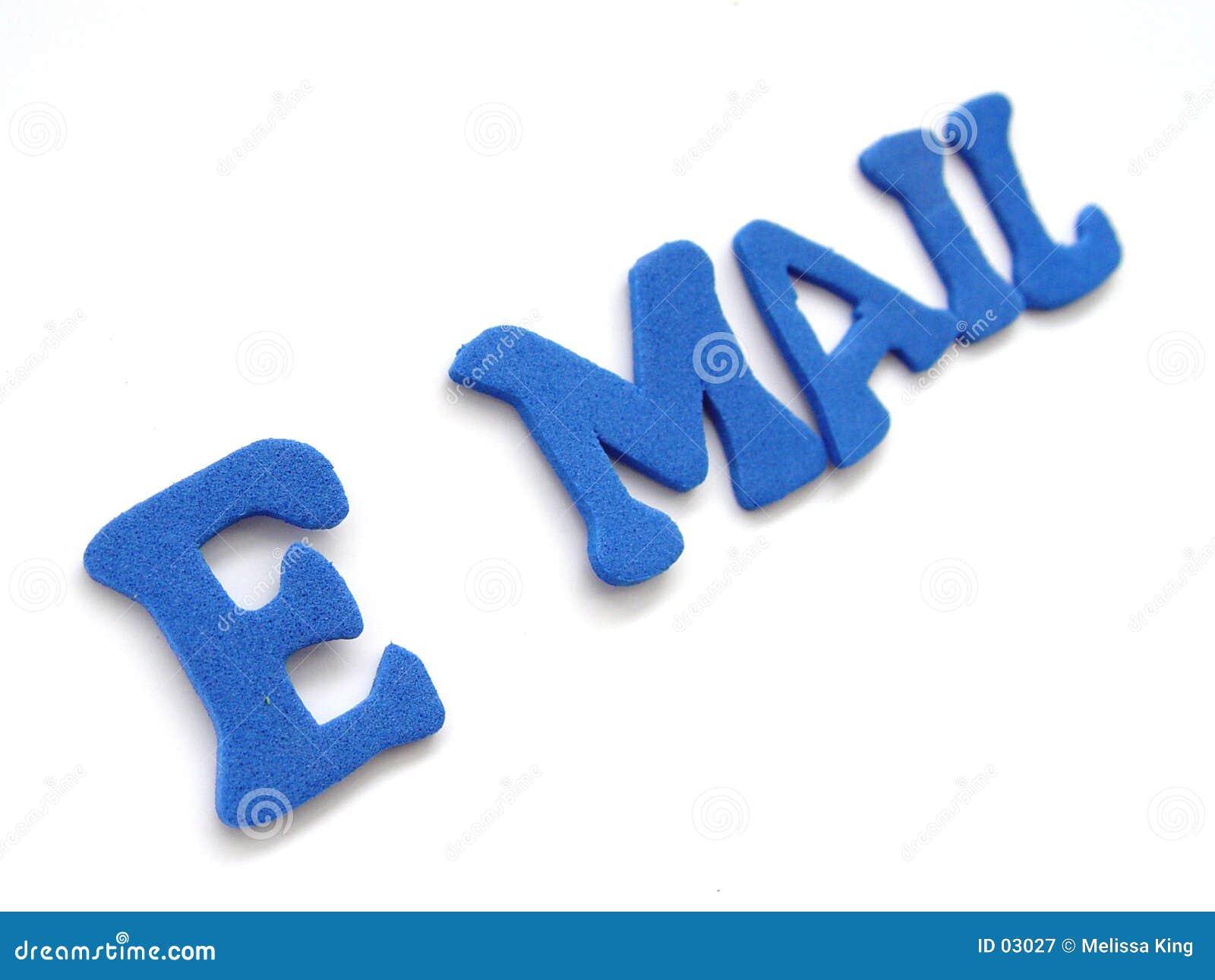 письма электронной почты