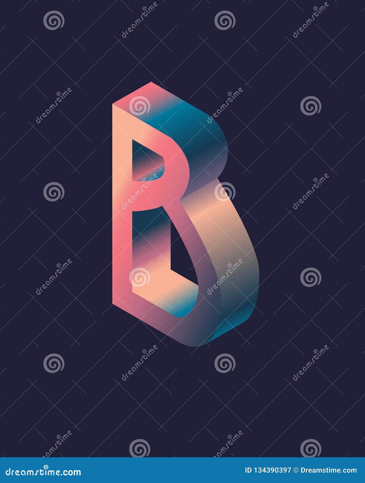 Письмо BS логотипа вензеля отрезанные черные