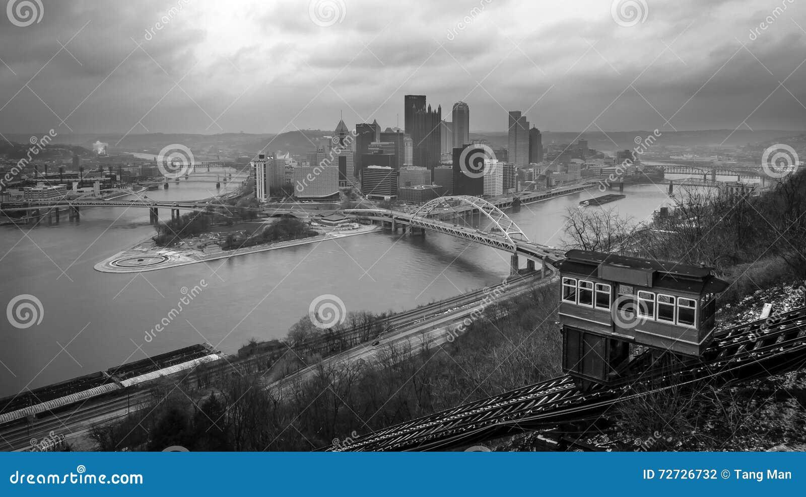 Питтсбург, от уклона Duquesne
