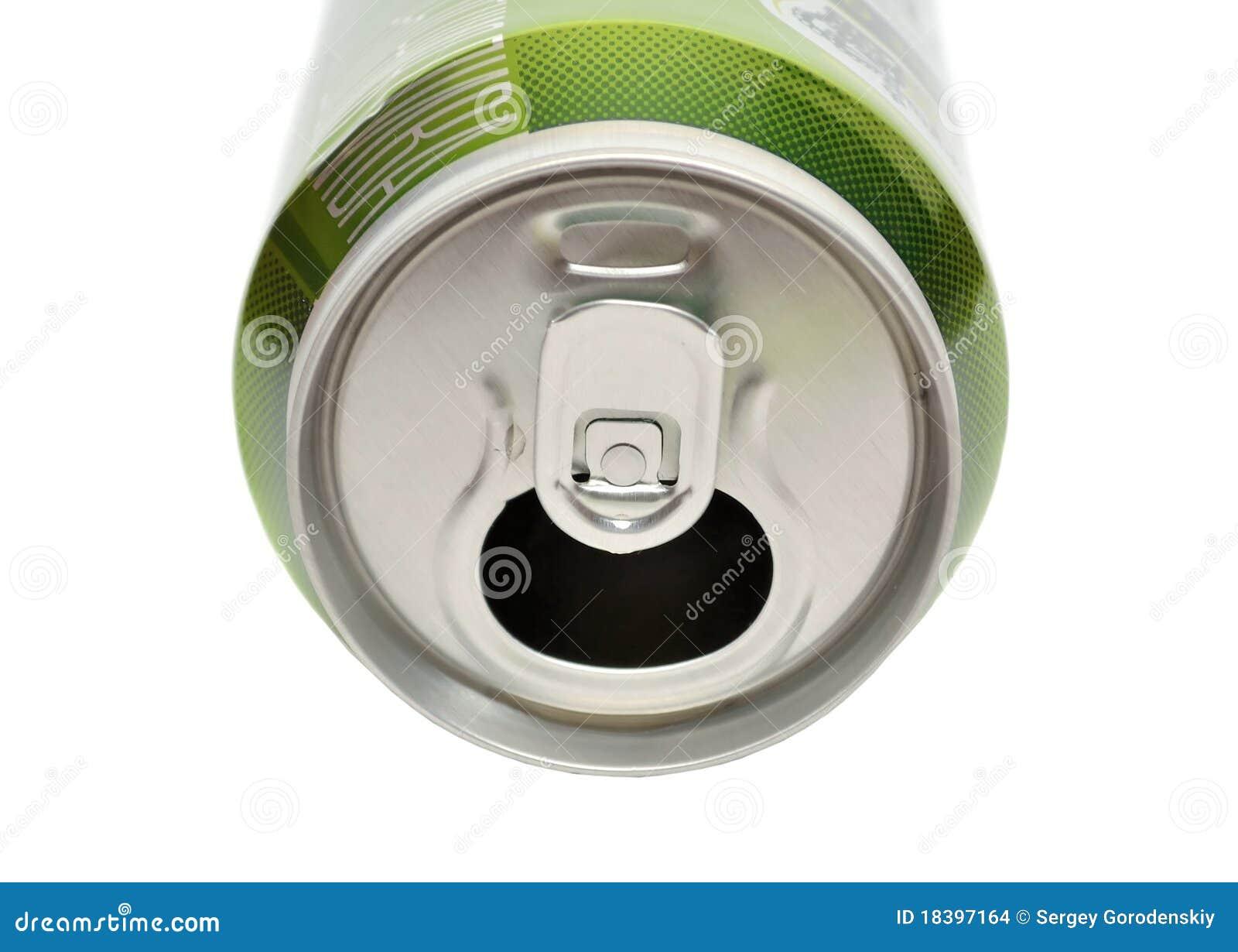 пить алюминиевой чонсервной банкы раскрыли мягко