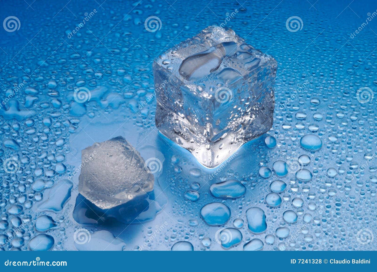 плавить льда предпосылки голубой