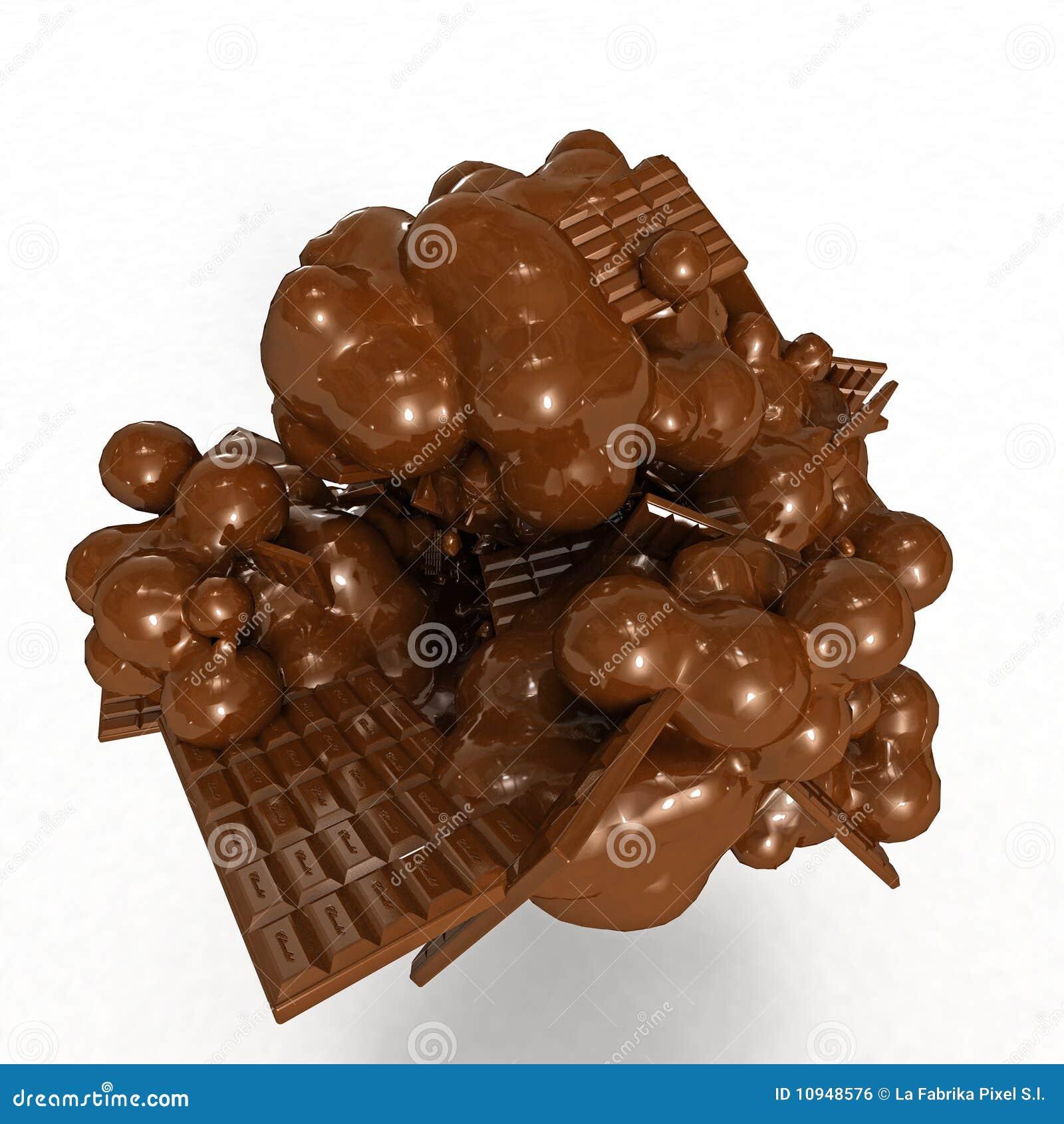 плавить шоколада