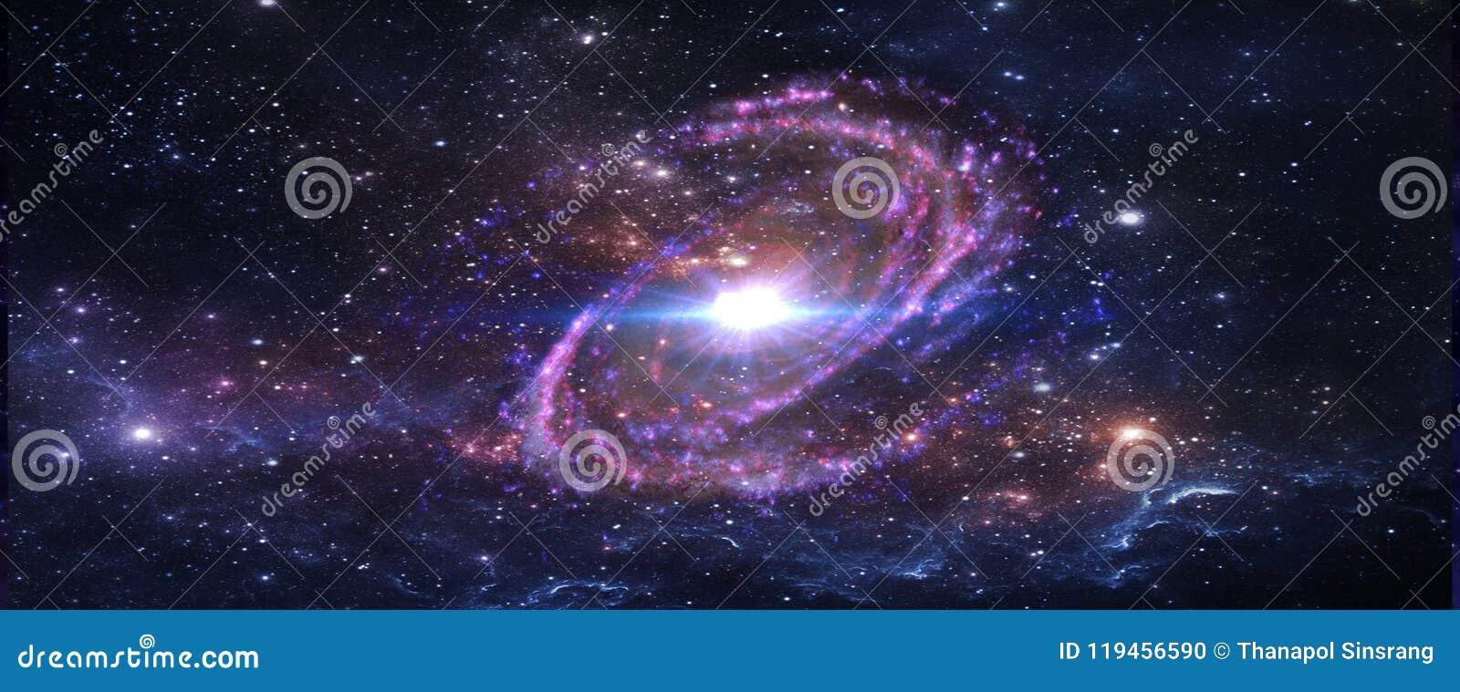 Планеты и галактики, обои научной фантастики Красота глубокого космоса