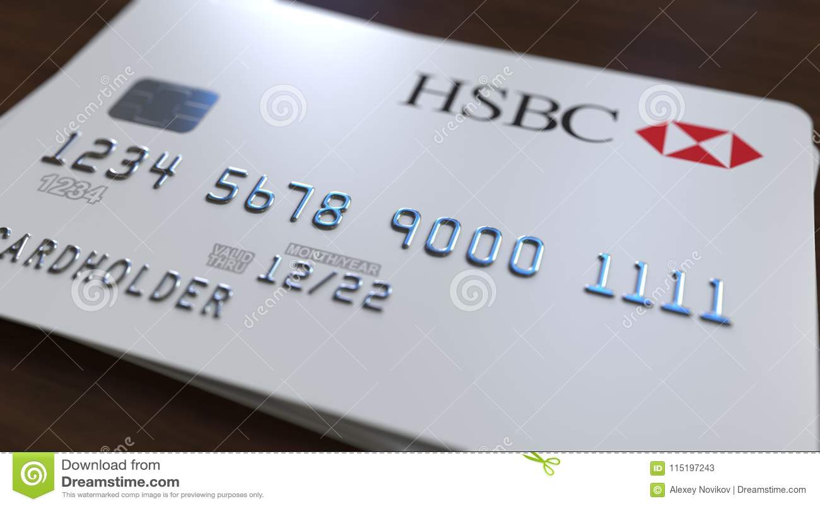 hsbc банк в москве кредитные карты