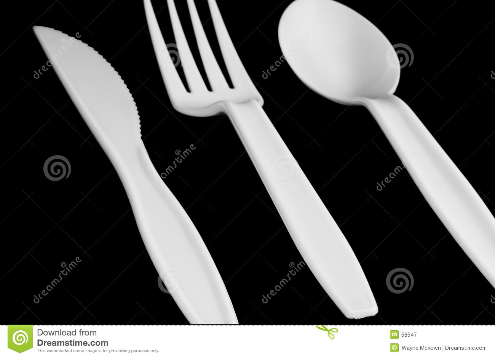 пластичный tableware