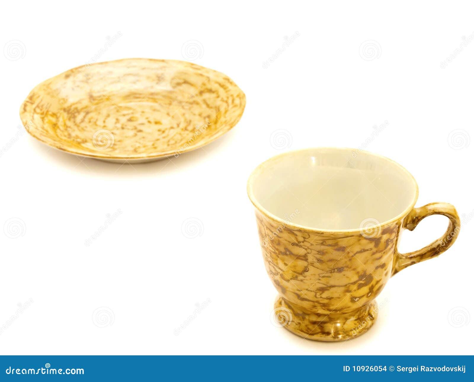 плита кофейной чашки