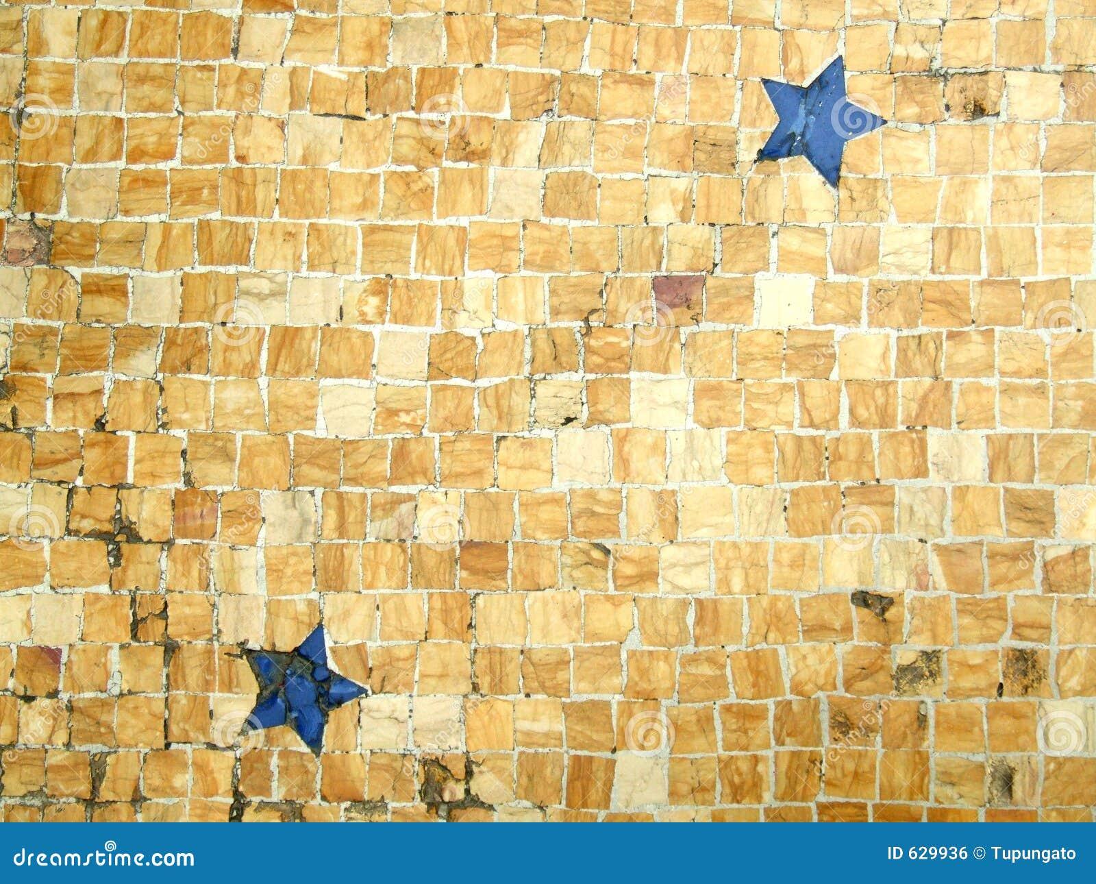 Download плитка картины мозаики пола Стоковое Фото - изображение насчитывающей декор, плитки: 629936