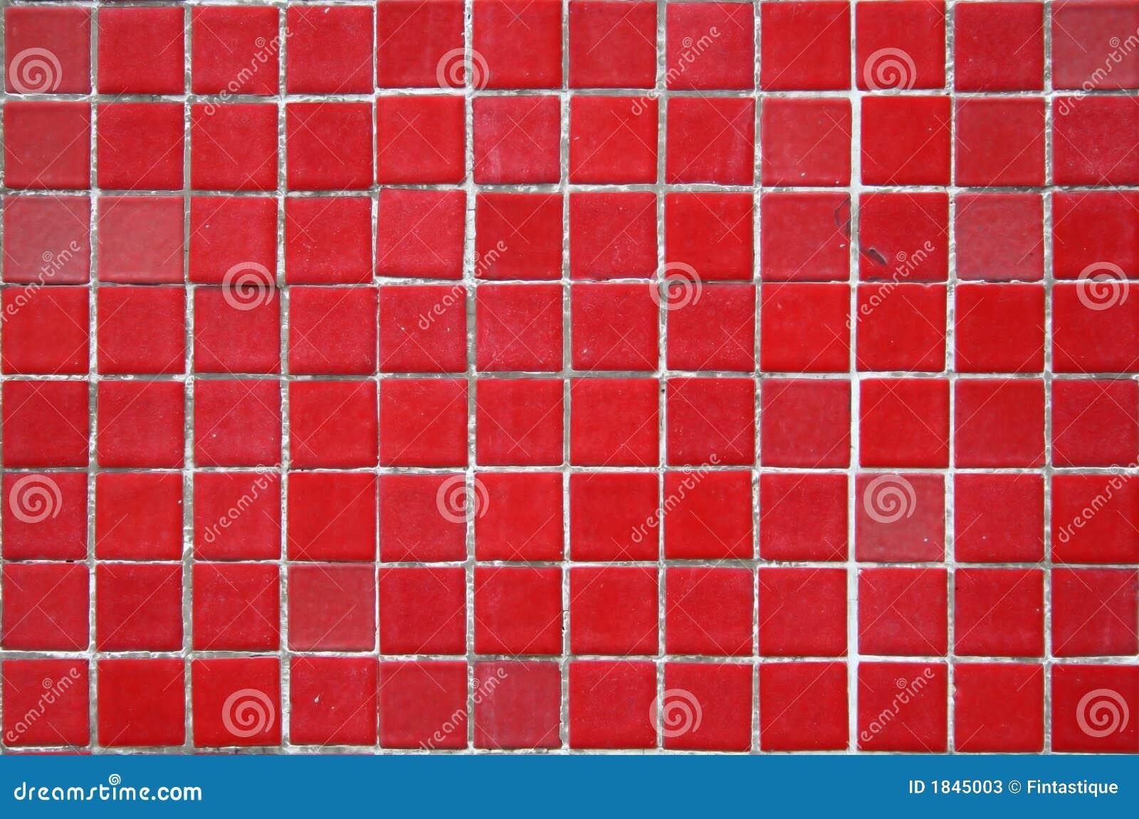 плитка предпосылки керамическая красная