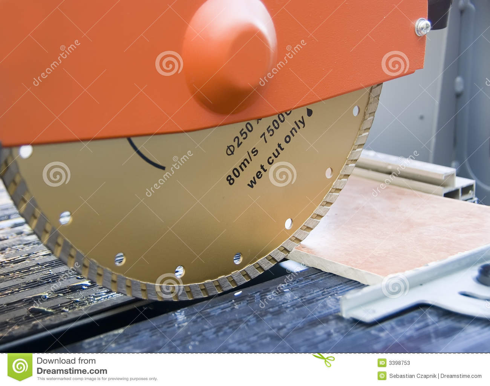 плитки автомата для резки