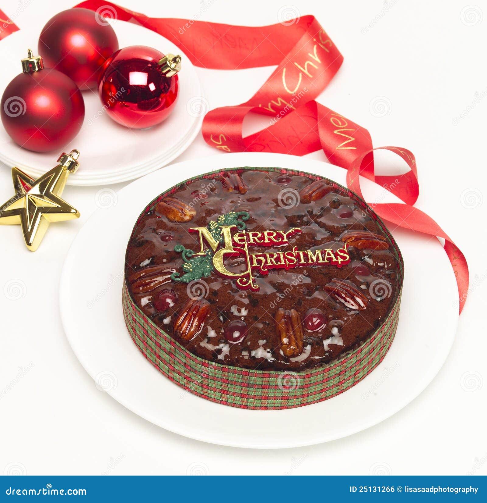 плодоовощ рождества торта