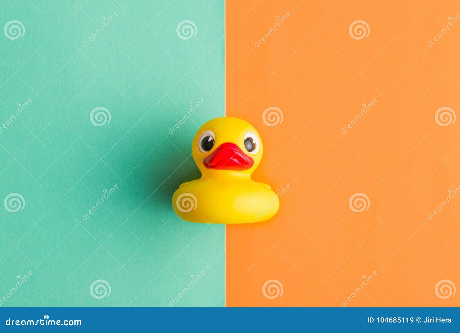 Плоское положение утки ванны