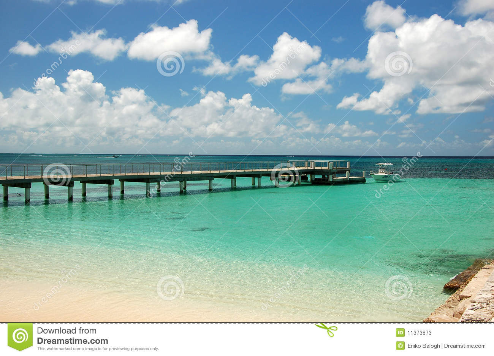 пляж Багам