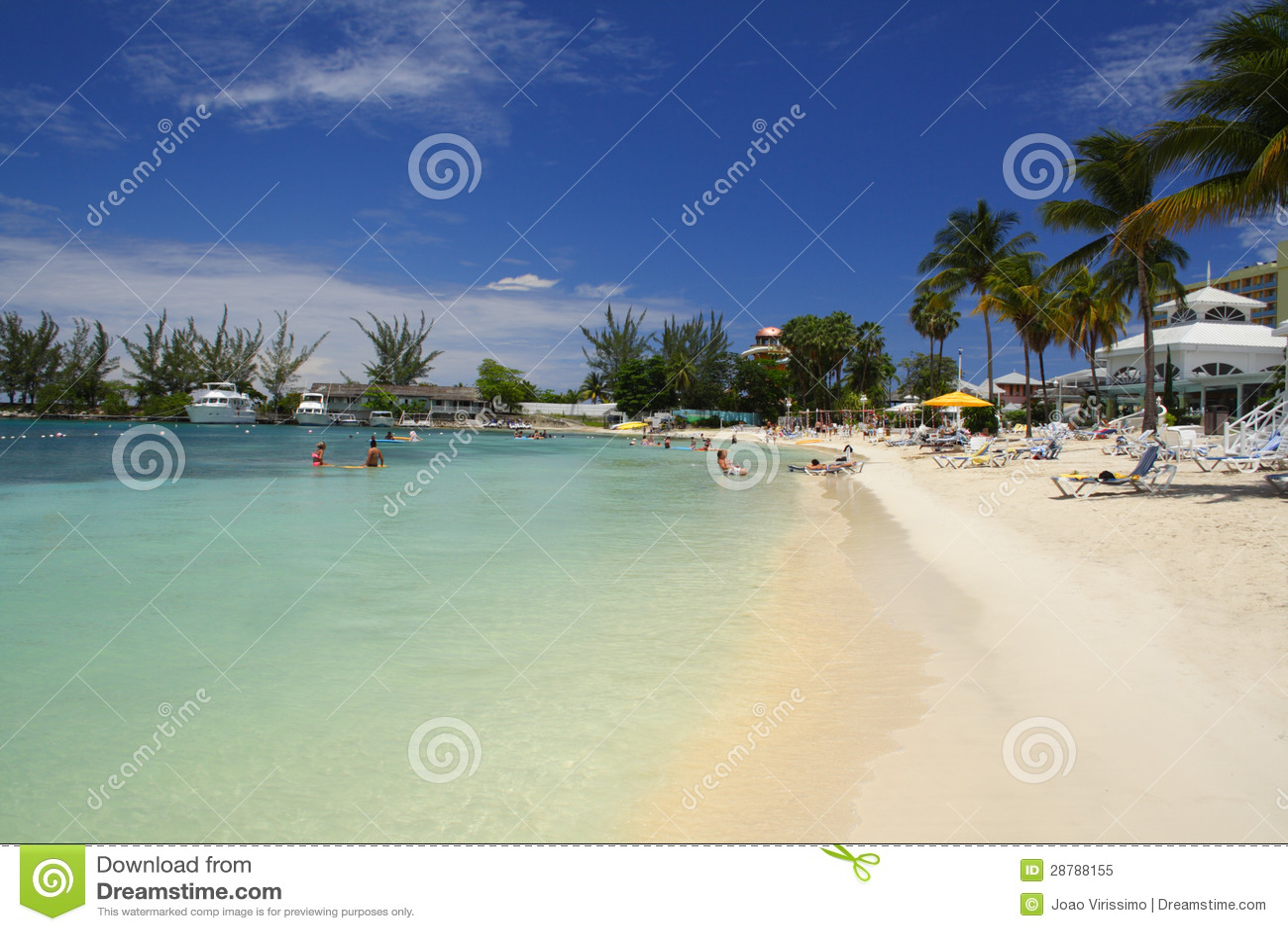 Пляж черепахи, Ямайка