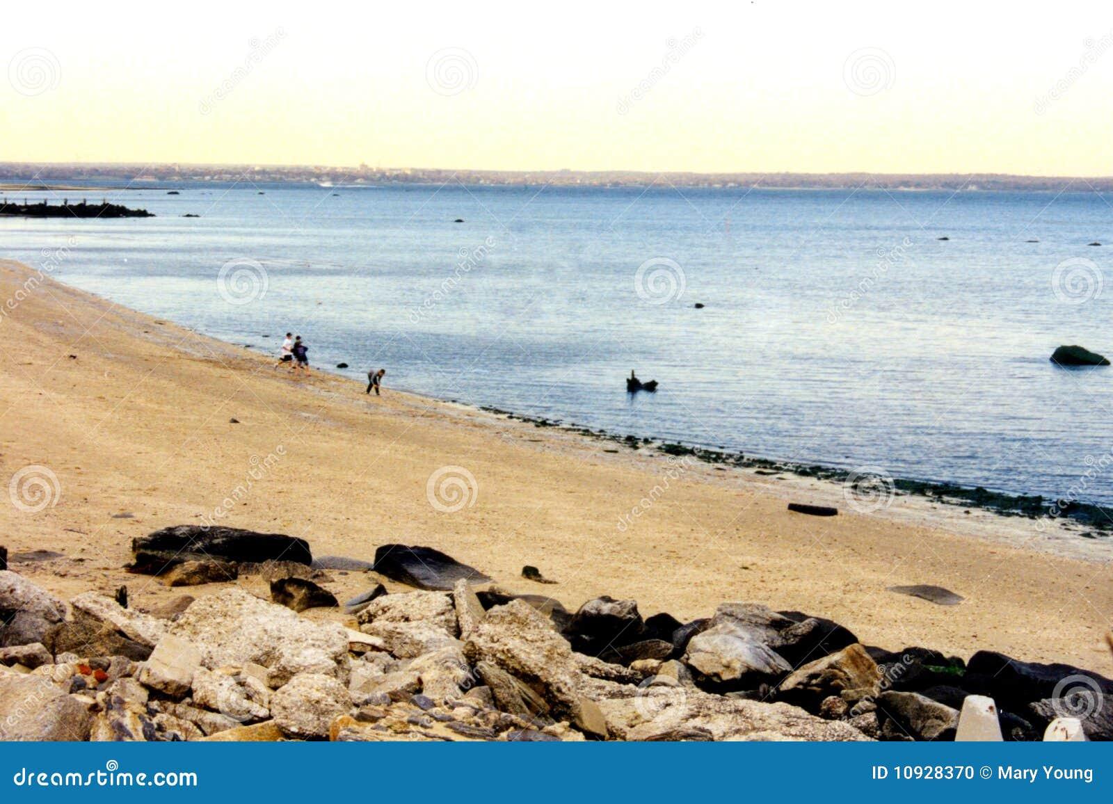 пляж New York