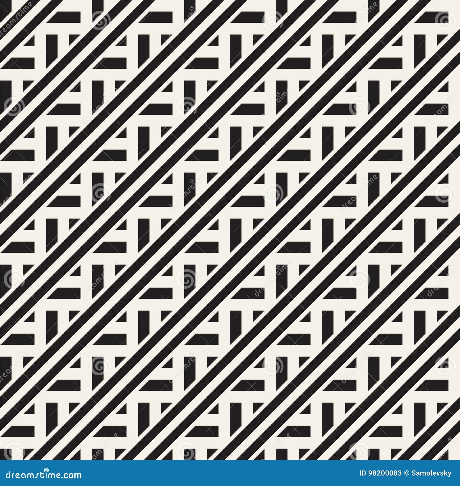 Download Повторять наклоненную текстуру нашивок современную Иллюстрация вектора - иллюстрации насчитывающей художничества, черный: 98200083