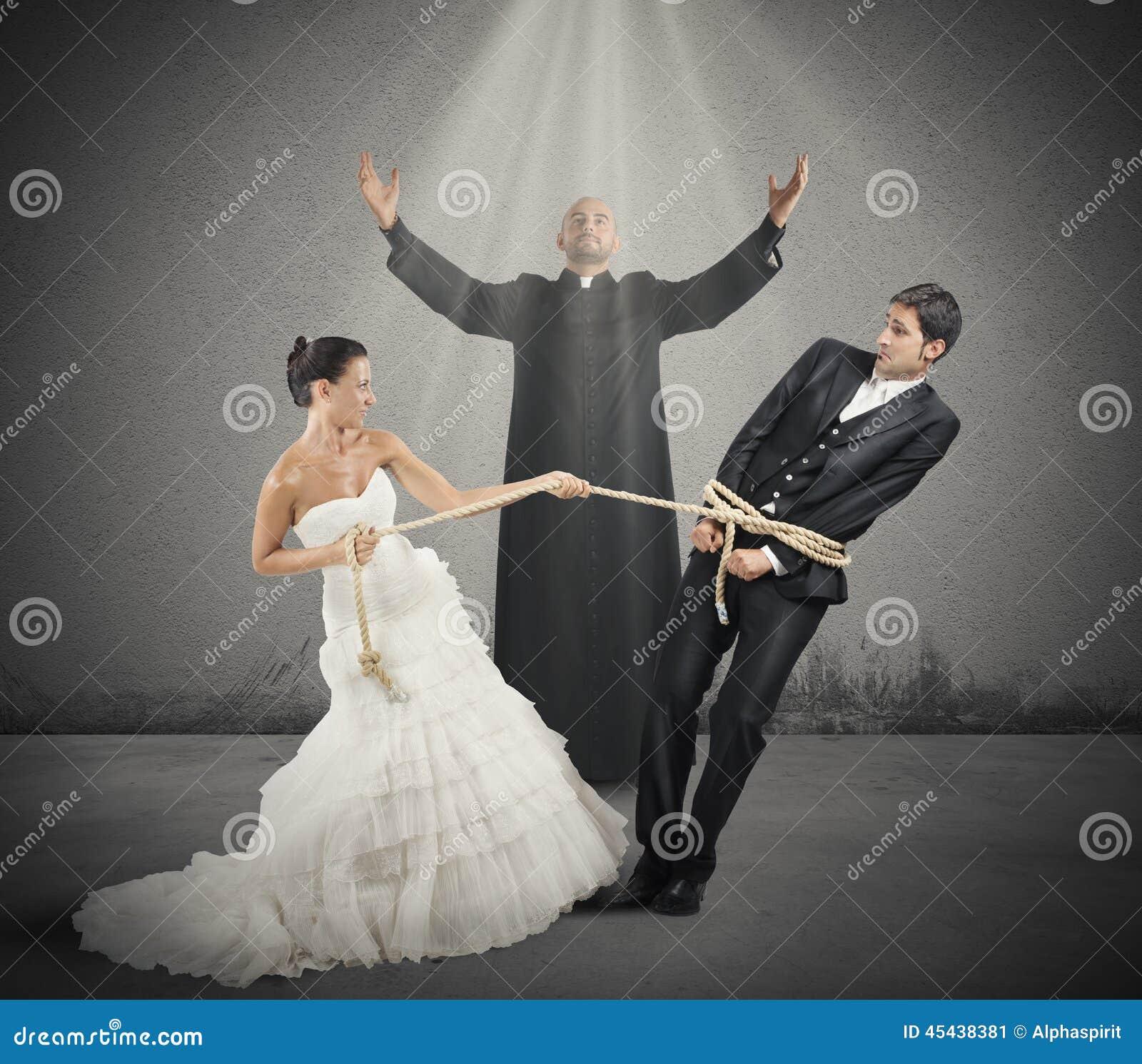 Поглощенный замужеством