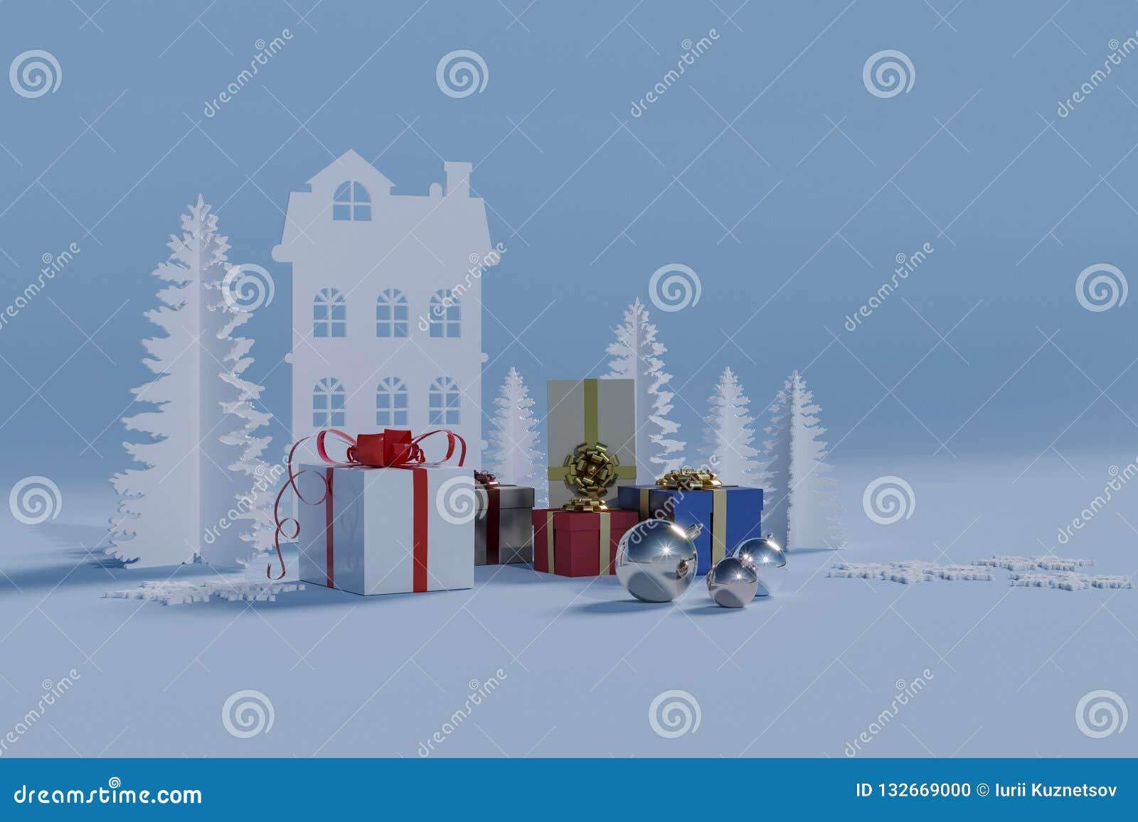 Подарки на зимние отдыхи
