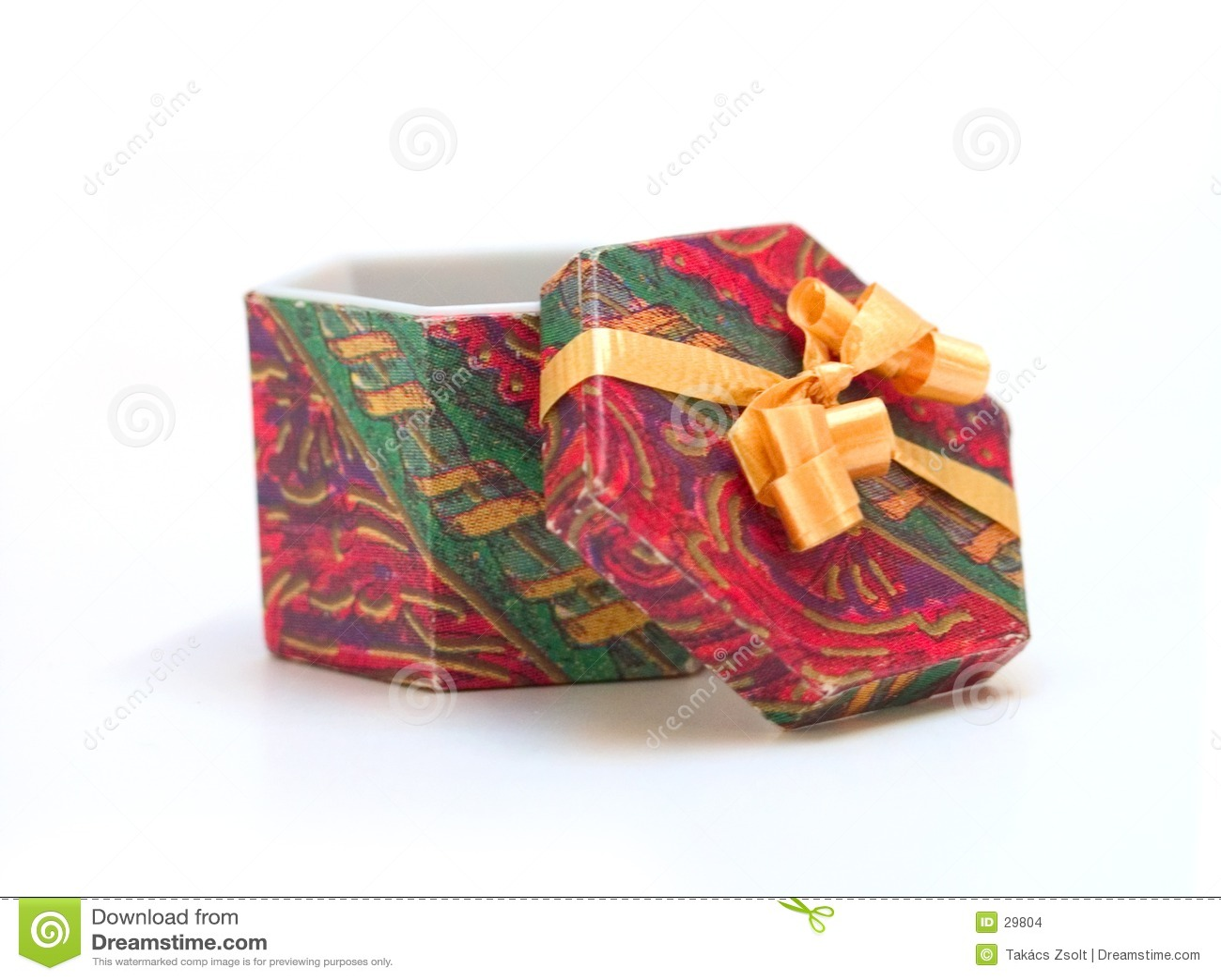 подарок коробки