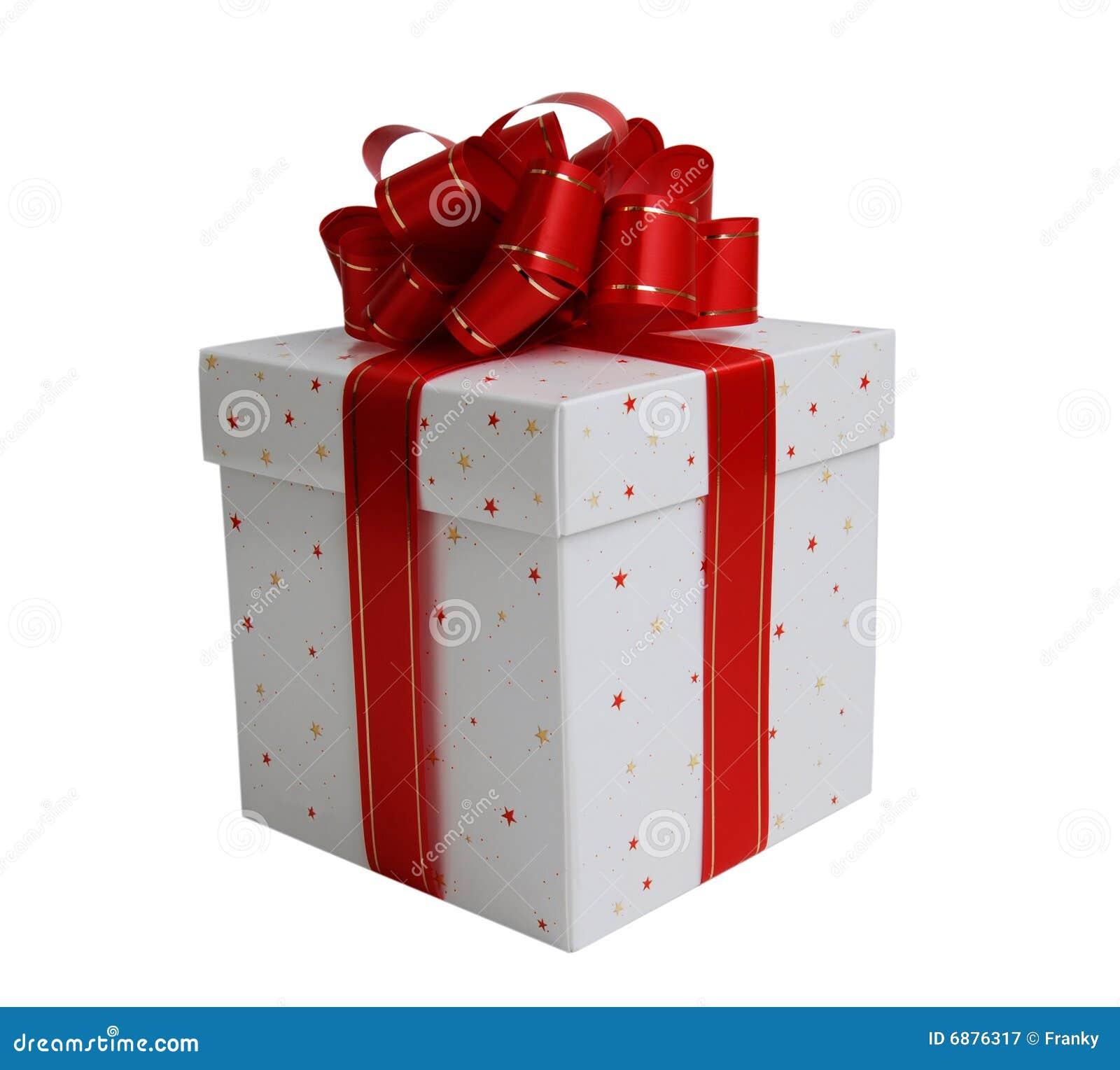 Подарки из коробки