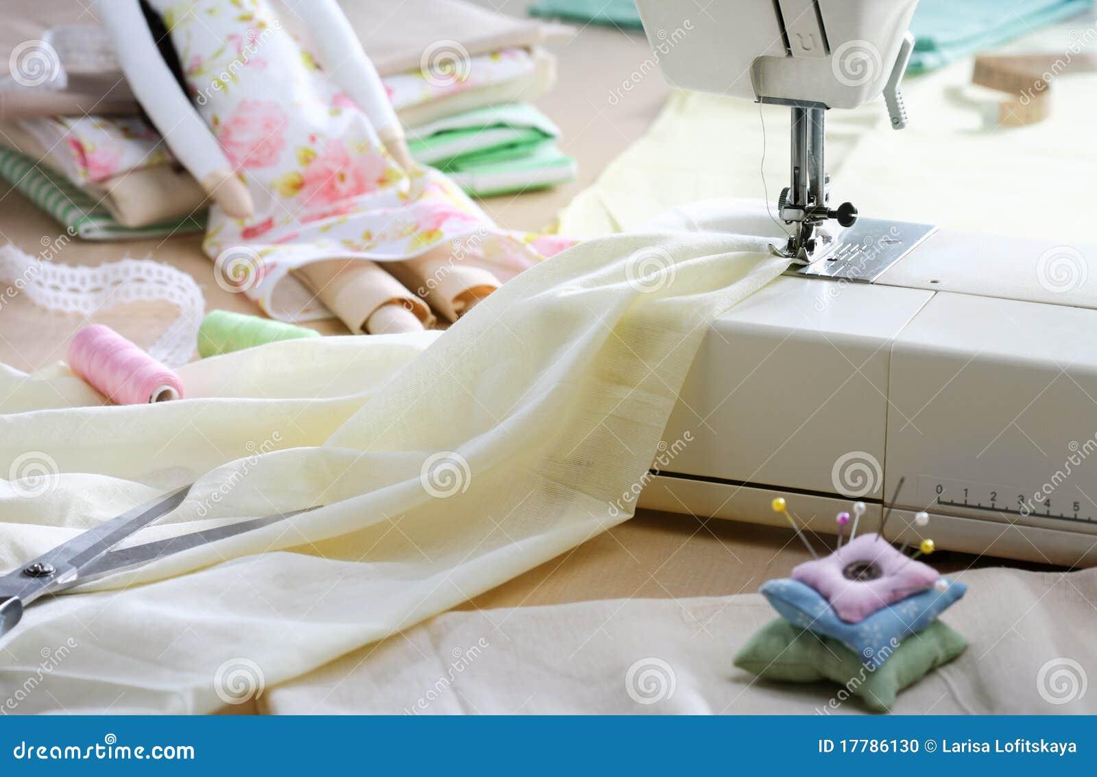 Как сшить себе платье на машинке