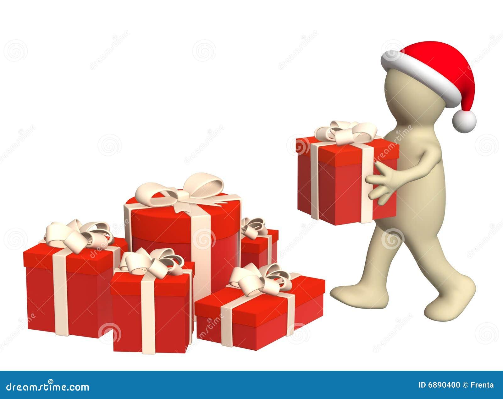 подготовка рождества