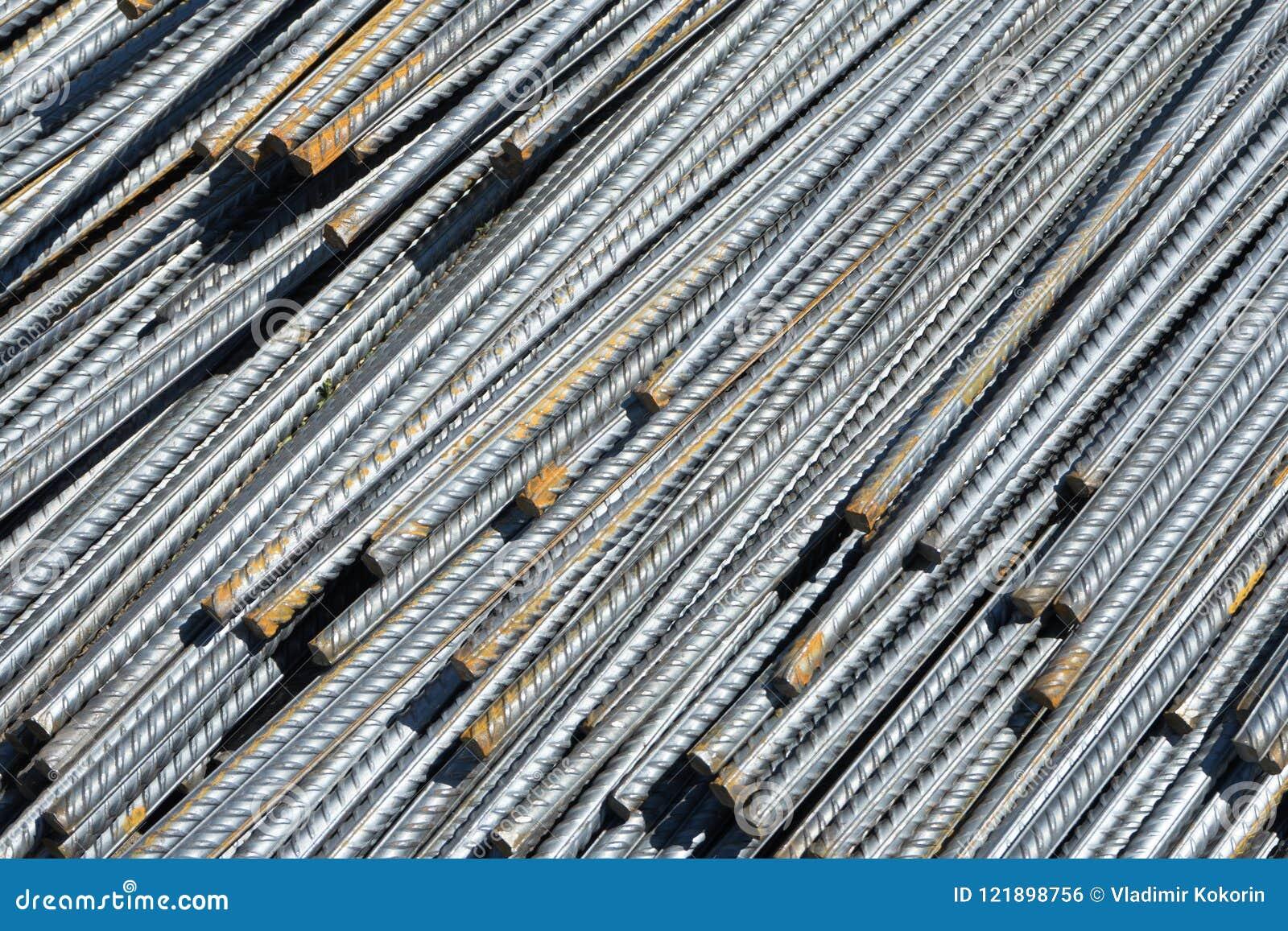 Подкрепление для изготовления бетонных конструкций и учреждений