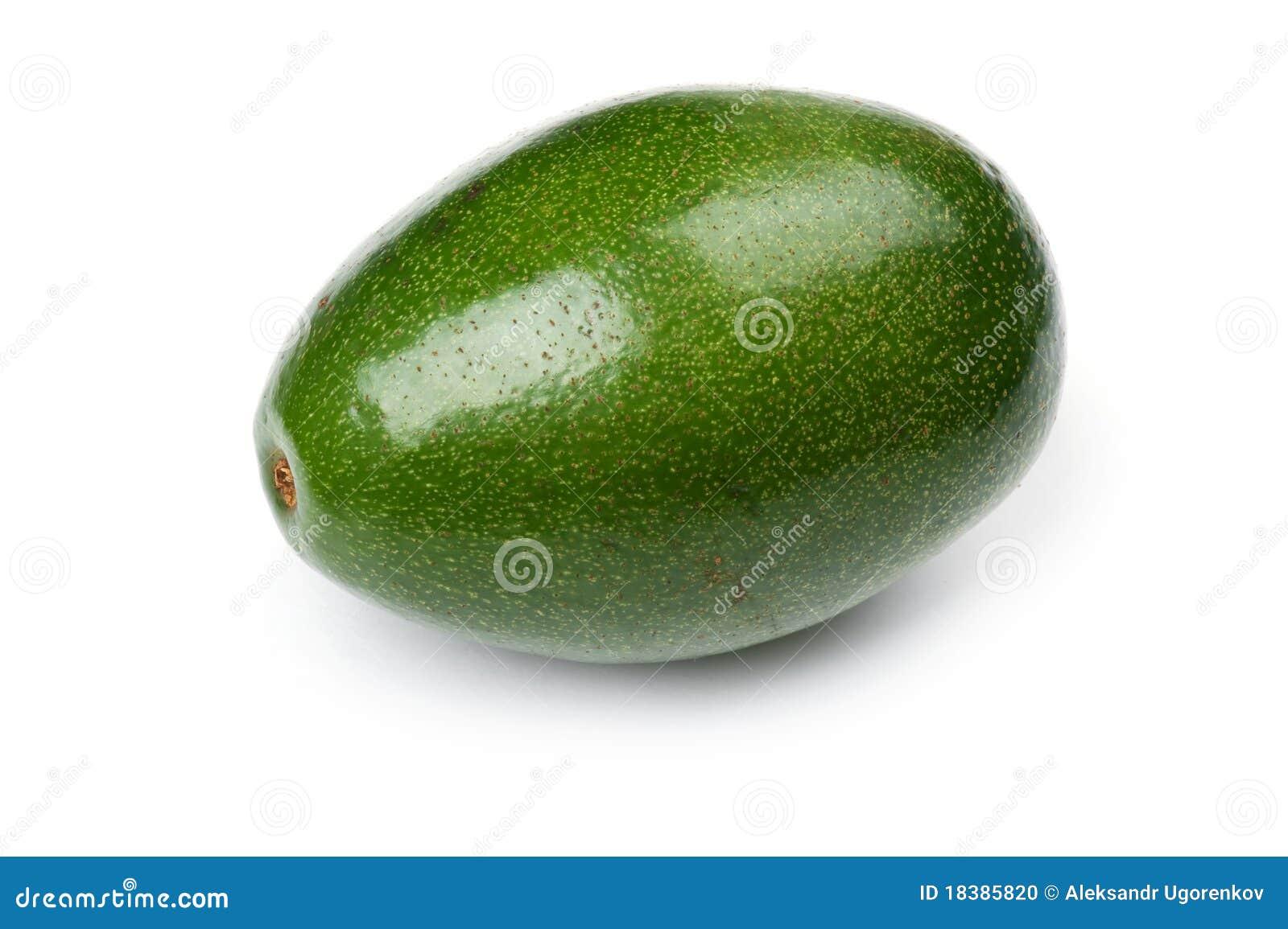 Поднимающее вверх авокадоа близкое
