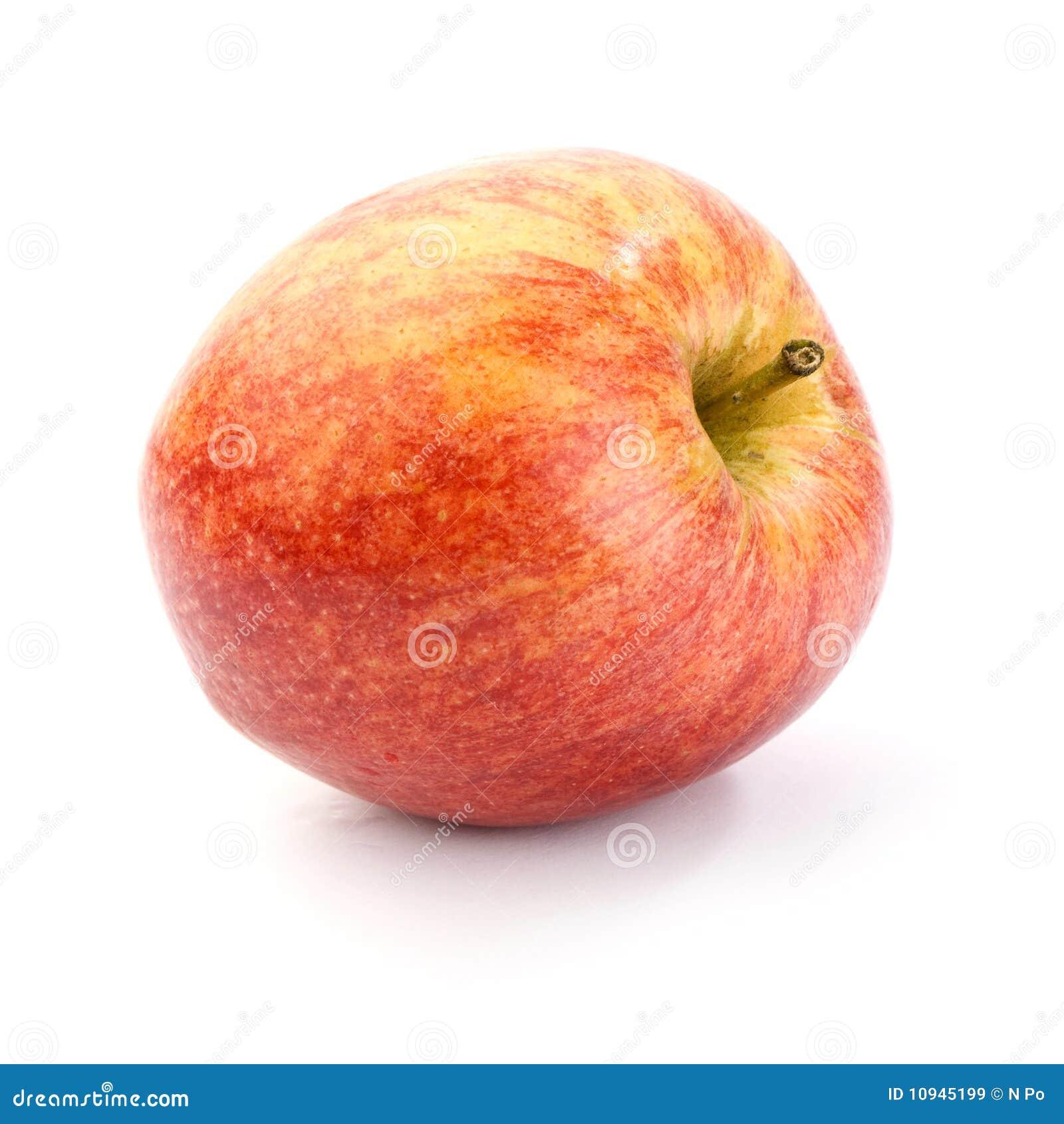 поднимающее вверх яблока близкое