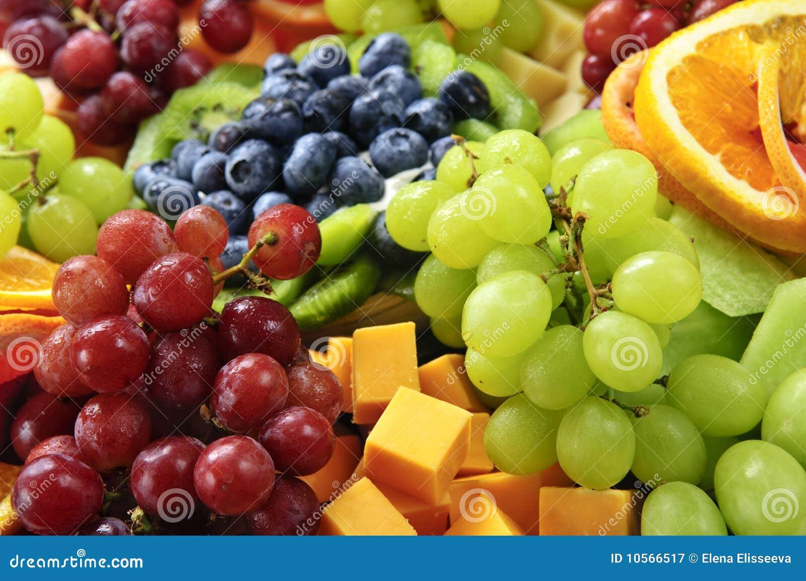 поднос плодоовощ