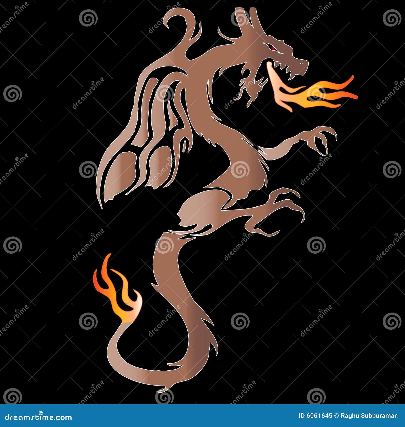 подогнали дракон, котор
