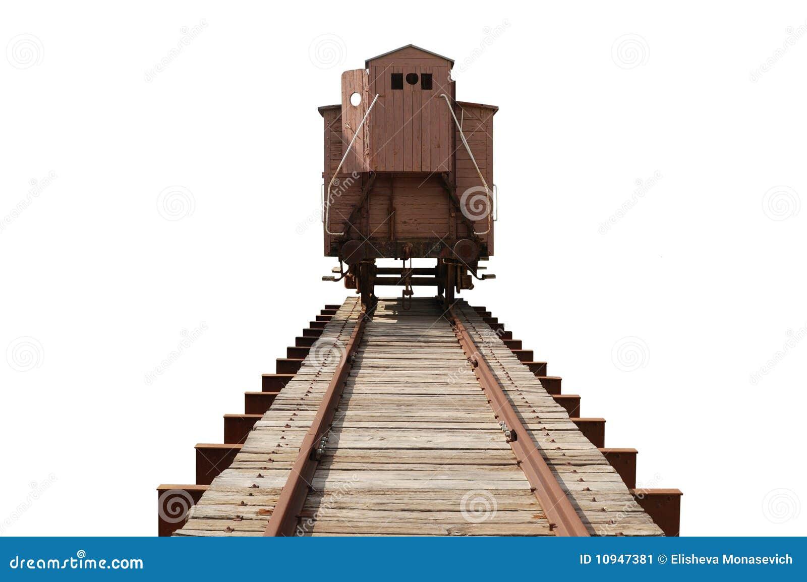 поезд рельсов