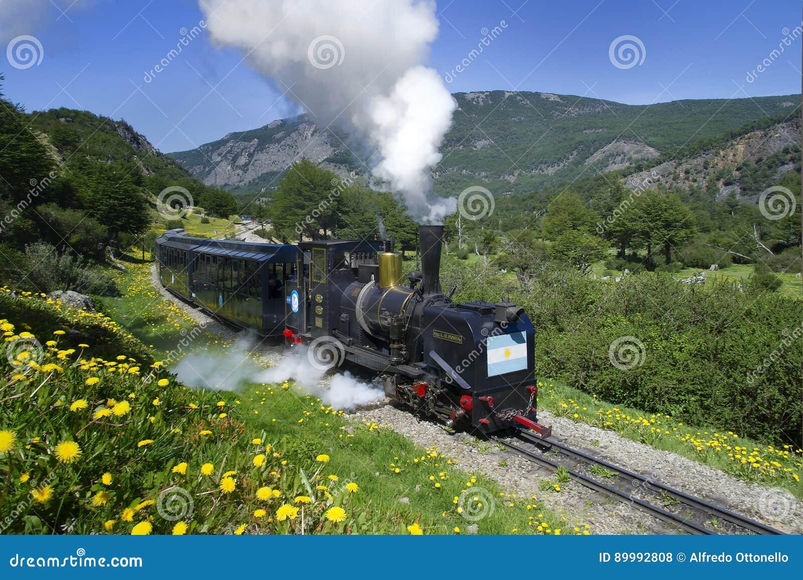 Поезд конца мира