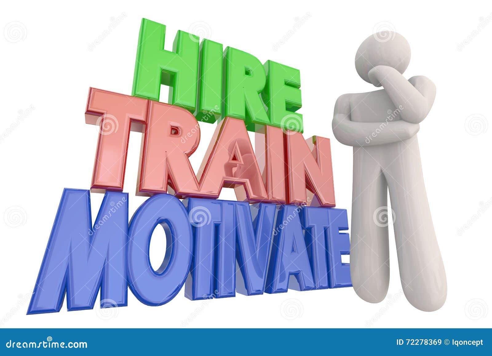 Download Поезд найма мотирует думая слова работника Иллюстрация штока - иллюстрации насчитывающей мысль, совершитель: 72278369