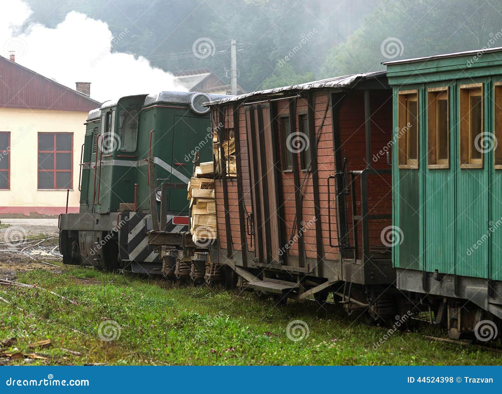Фото узких поездов — 9