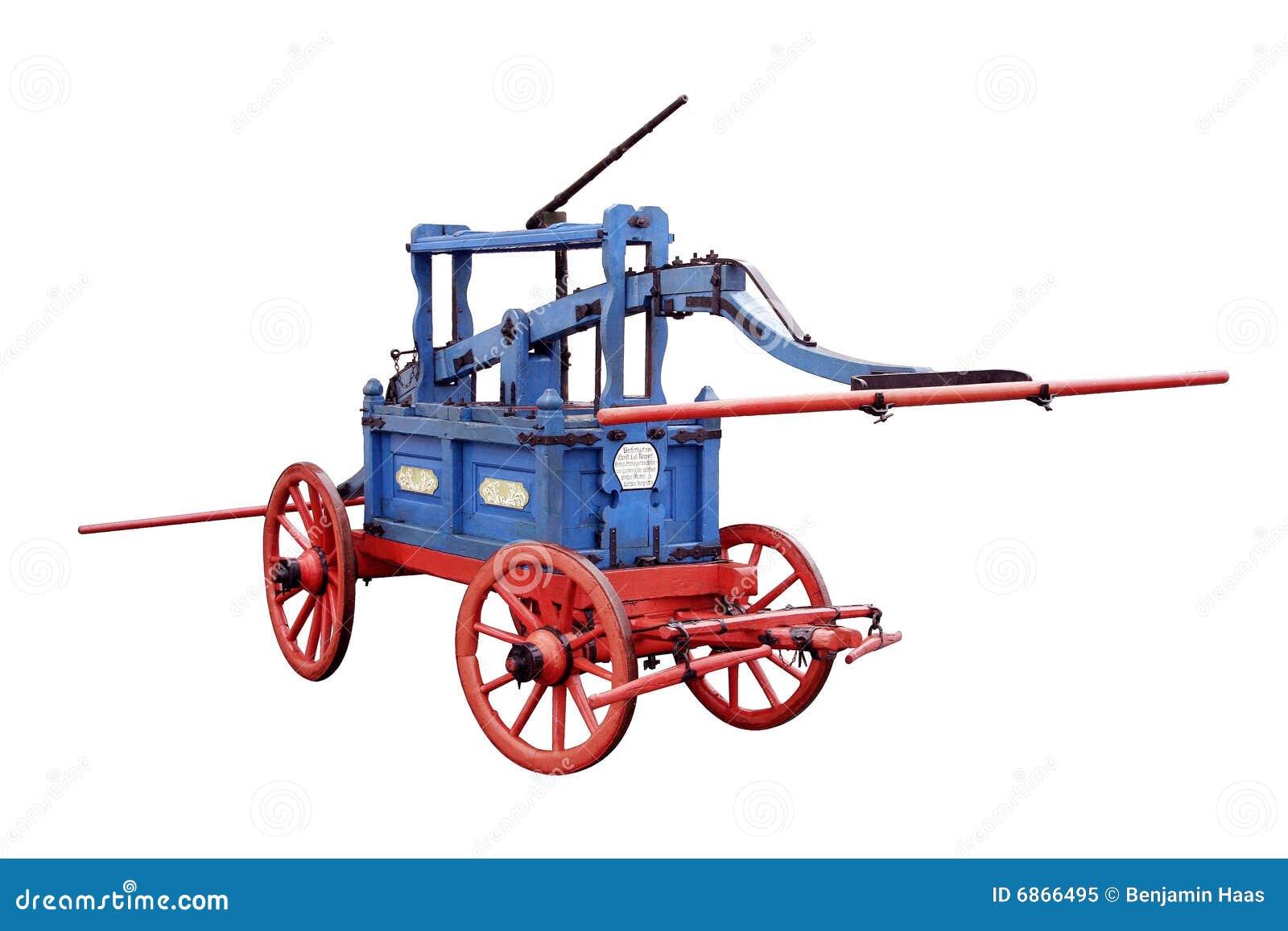пожар двигателя старый