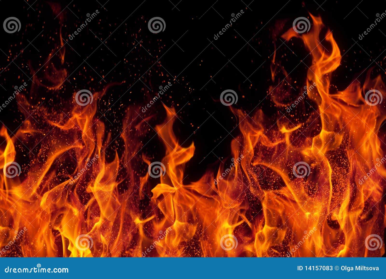 пожар предпосылки черный изолированный сверх