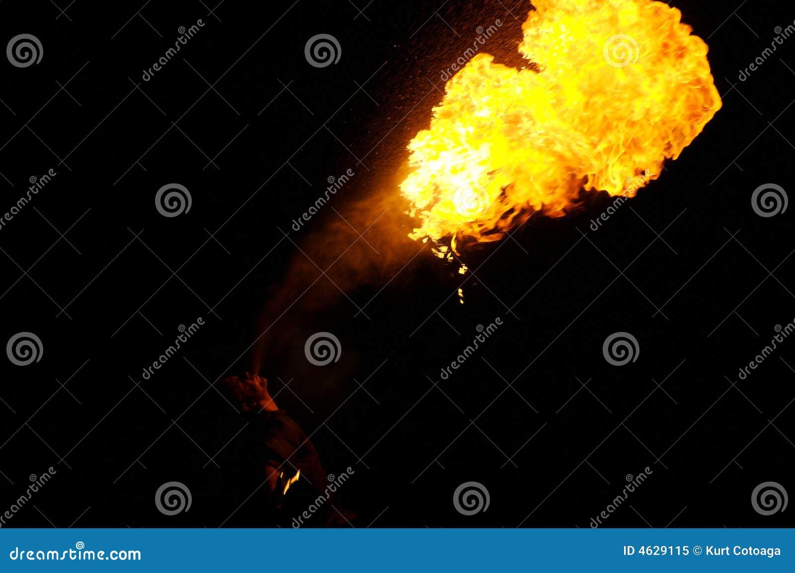 пожар суфлера