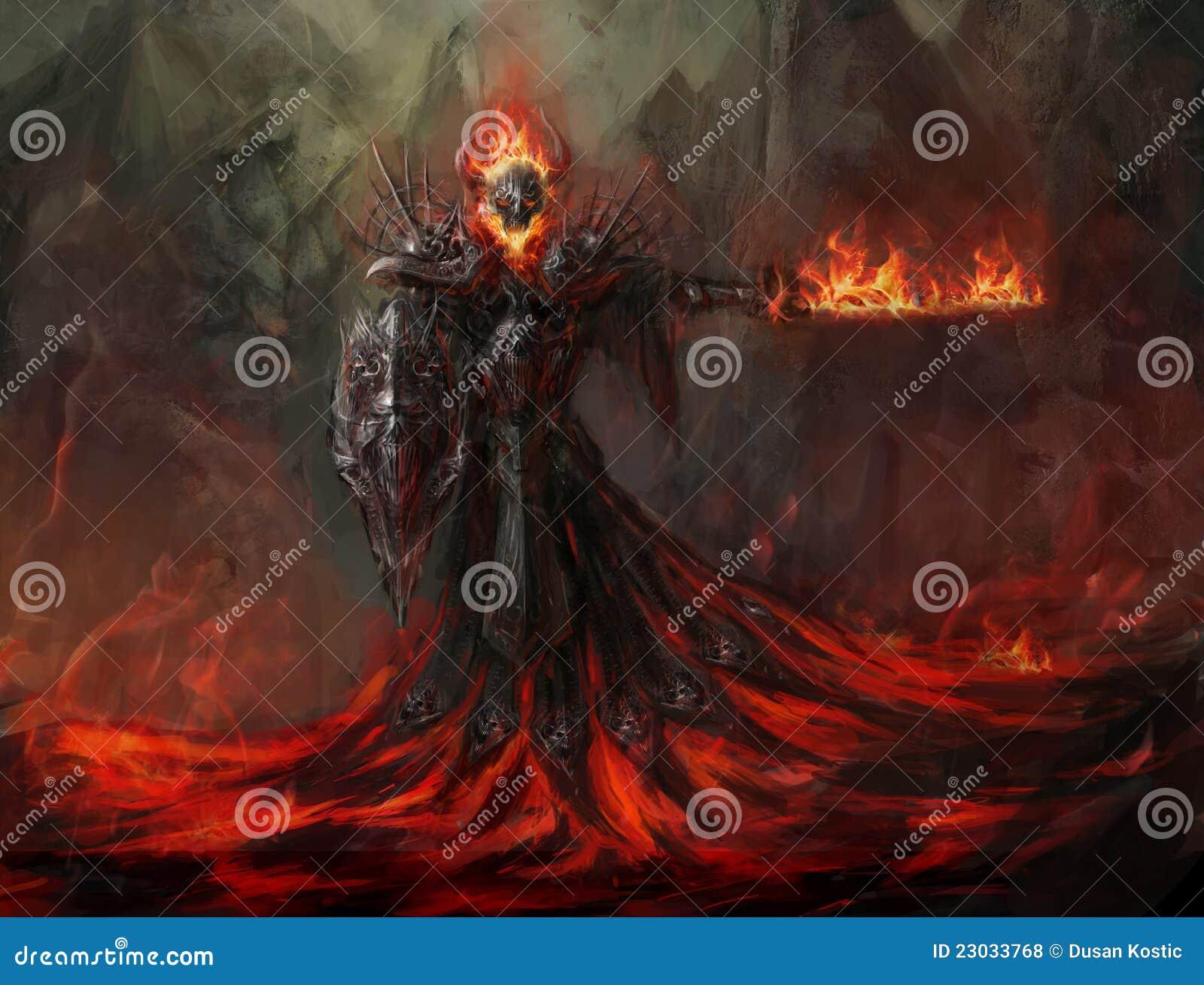 пожар revenant