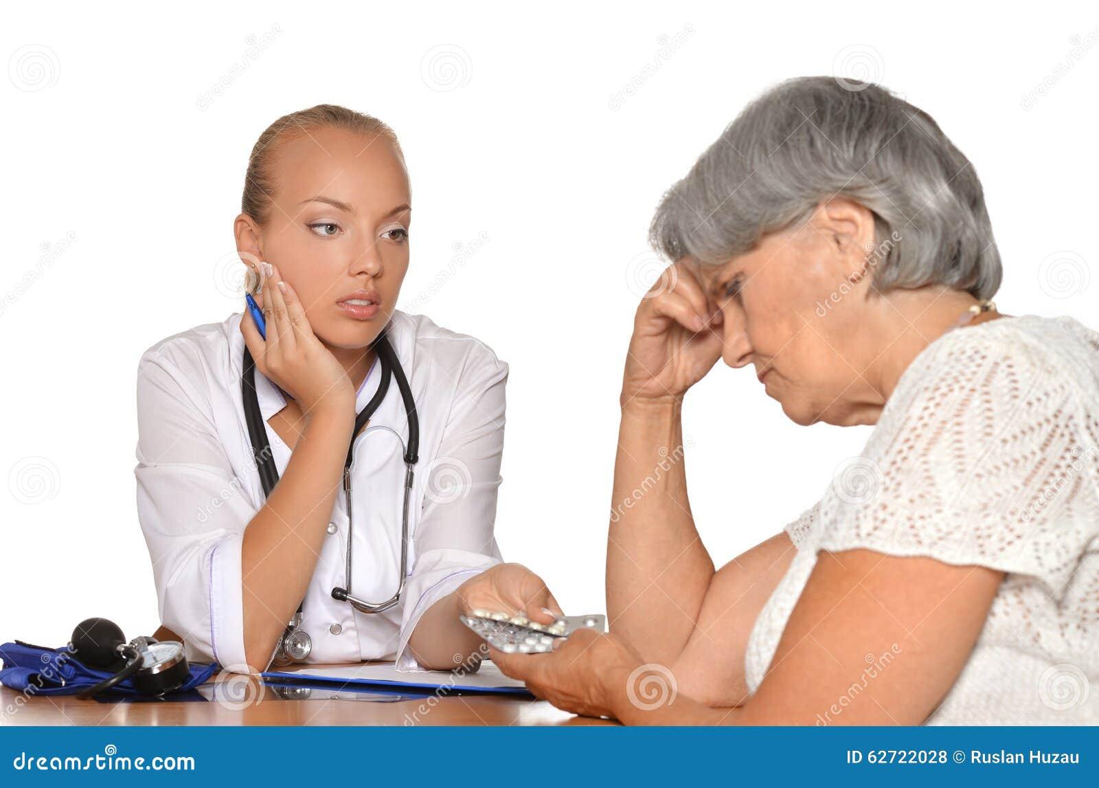 коврик виде старушка пришла на прием к молодому доктору объявления фильмов выбранной