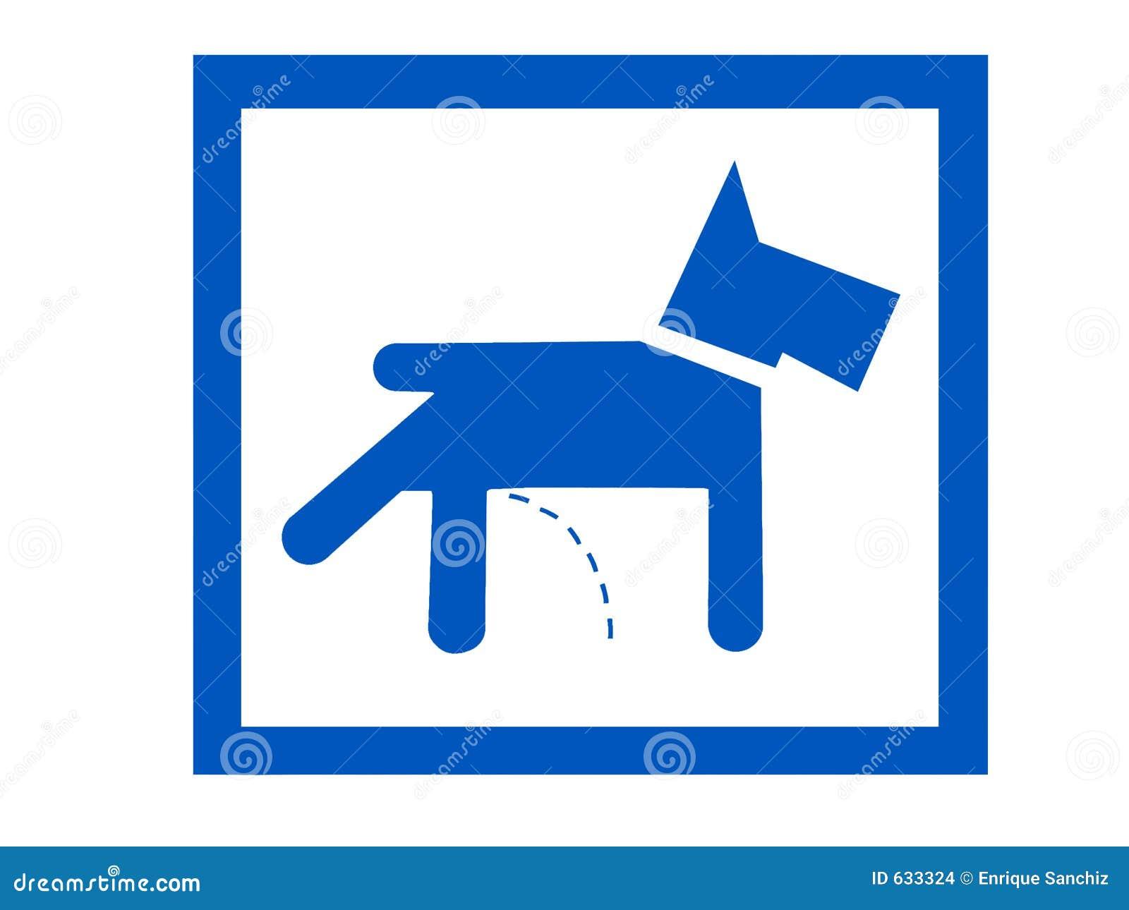 Download позволенные любимчики Pee к Стоковое Фото - изображение насчитывающей бело, собака: 633324