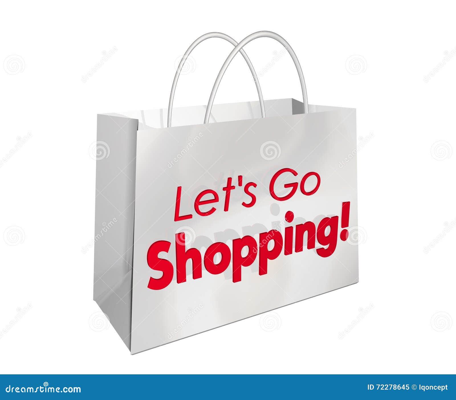 Download Позволяет для того чтобы пойти слова продажи покупки магазина хозяйственной сумки Иллюстрация штока - иллюстрации насчитывающей рекламирует, перетаскивание: 72278645
