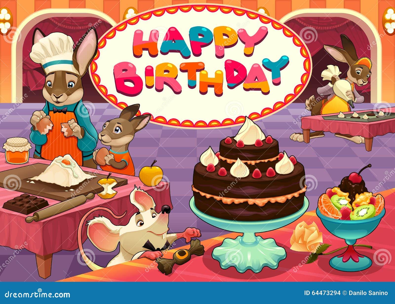 Открытка кулинару с днем рождения, днем рождения